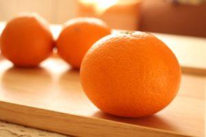 秋におすすめのフルーツ〜みかん〜