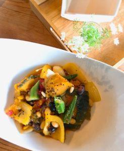 たっぷり野菜の発酵ラタトゥイユ