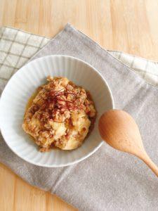 『簡単肉味噌で作る麻婆豆腐』のレシピ